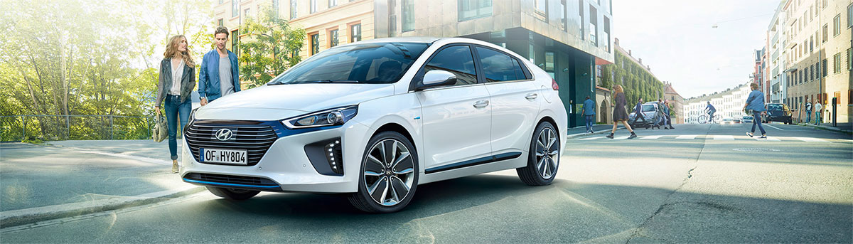 Hyundai Ioniq Banner