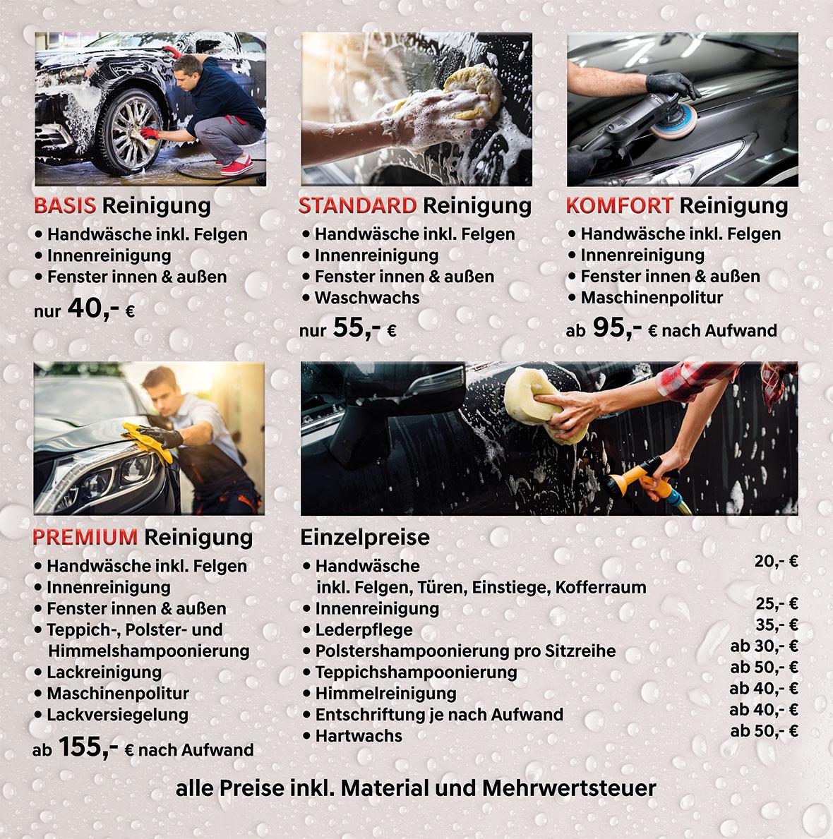 Kfz-Handwaesche