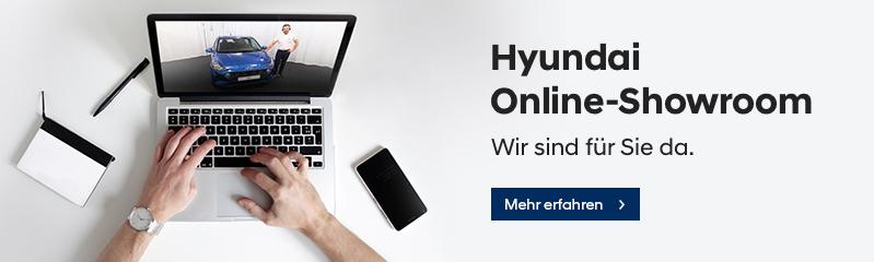 Hyundai Online Showroom